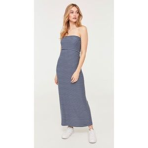 Striped Super Soft 2-in-1 Skirt and Dress